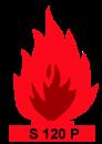 Feuersichere Waffenschränke S120P