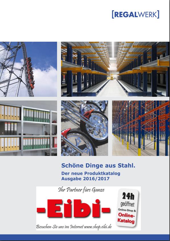 Regalwerk Katalog 2017-2018
